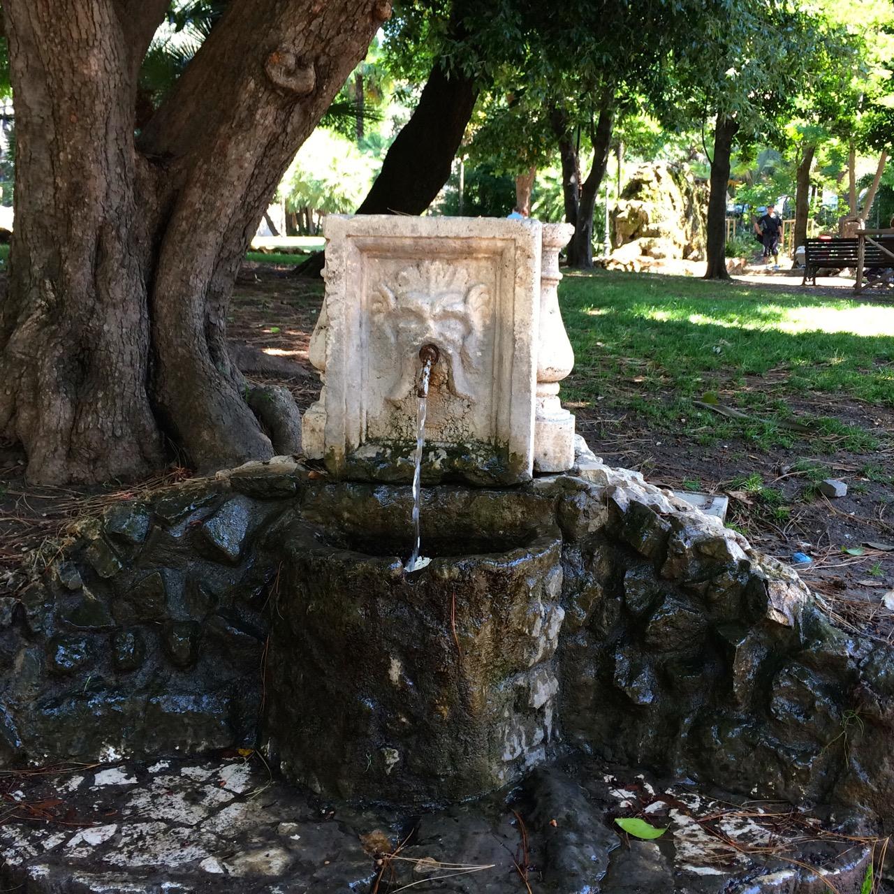 drinking fountain quirinale