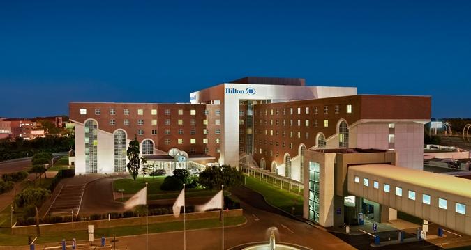 Hilton Hotel Rome Fiumicino