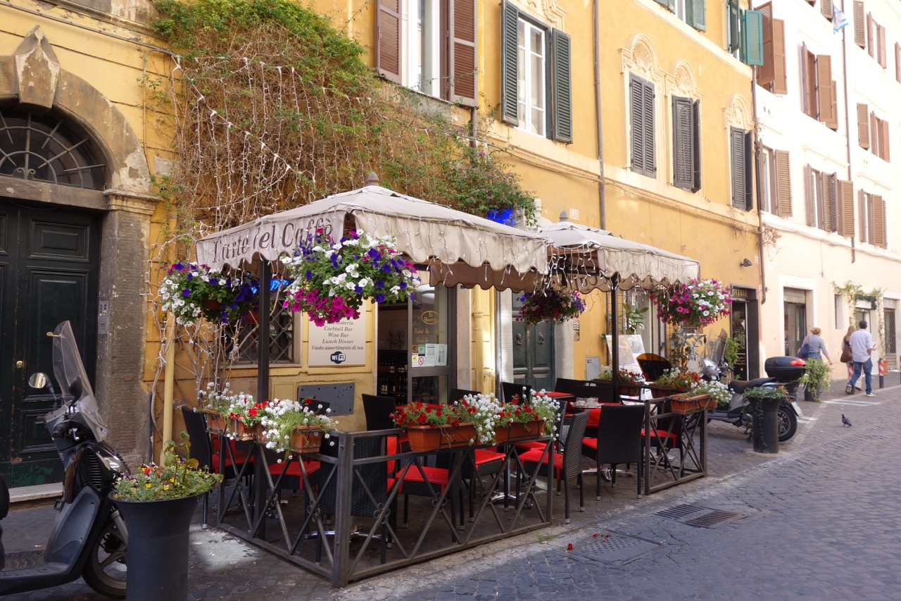 Rome Italy Restaurants Near Colosseum
