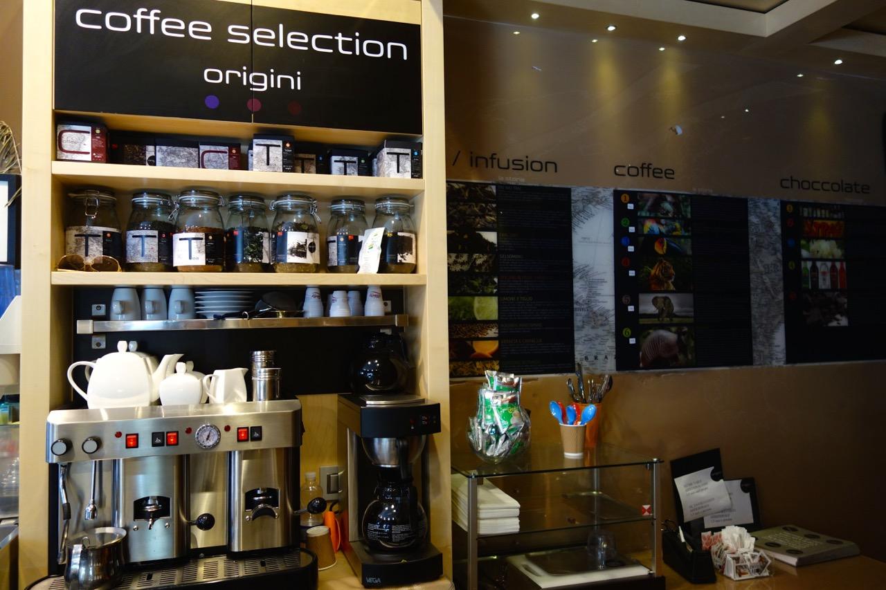 coffee corner origini gelateria