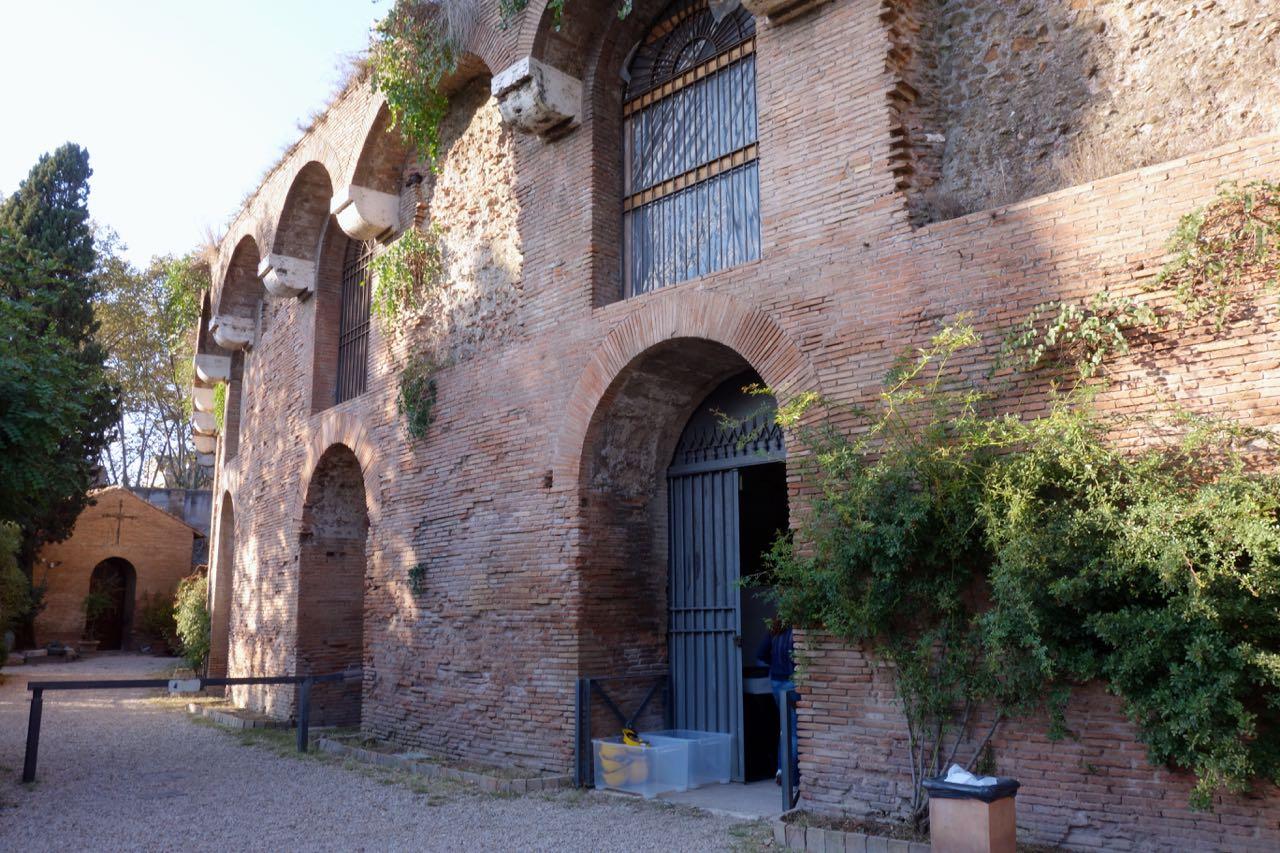 domus aurea entry