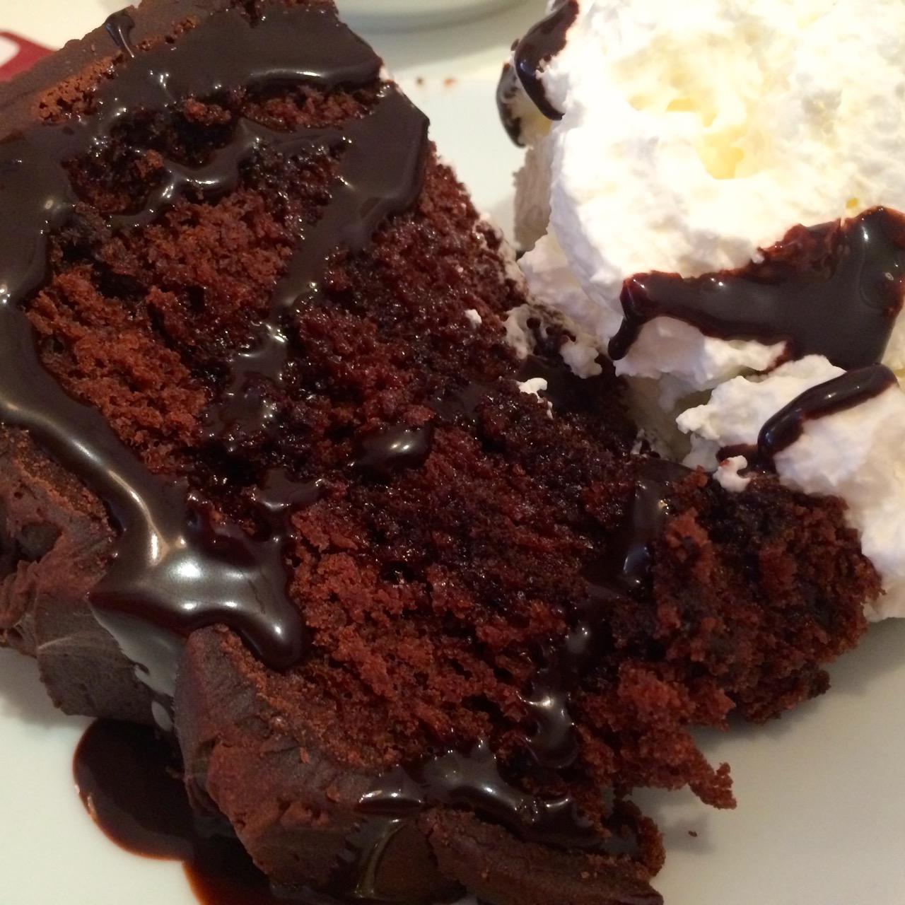 gina chocolate cake
