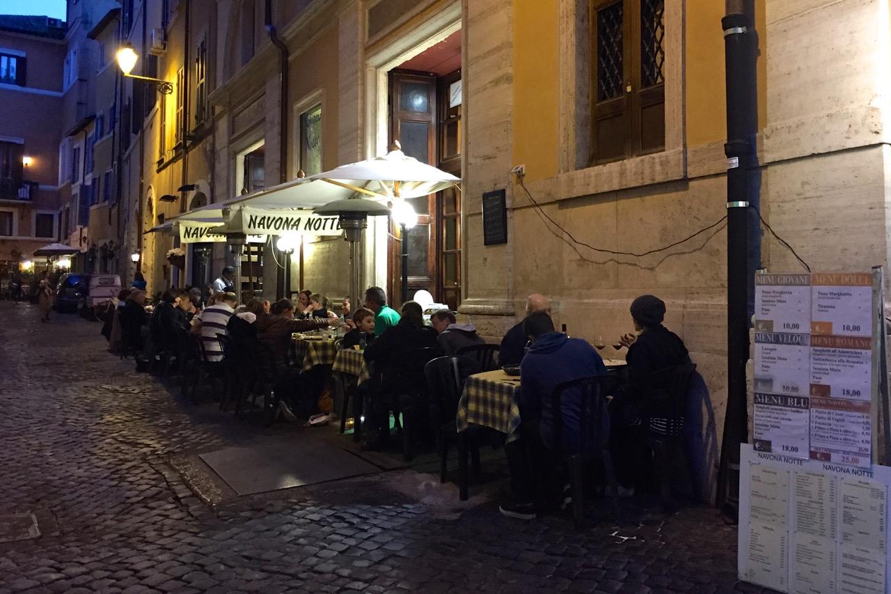 navona notte pizzeria