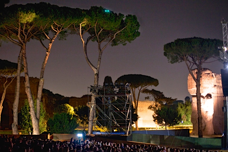 opera at terme di caracalla