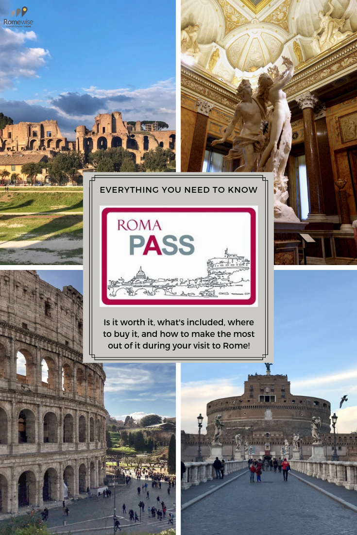 Roma Pass - Should you get one?