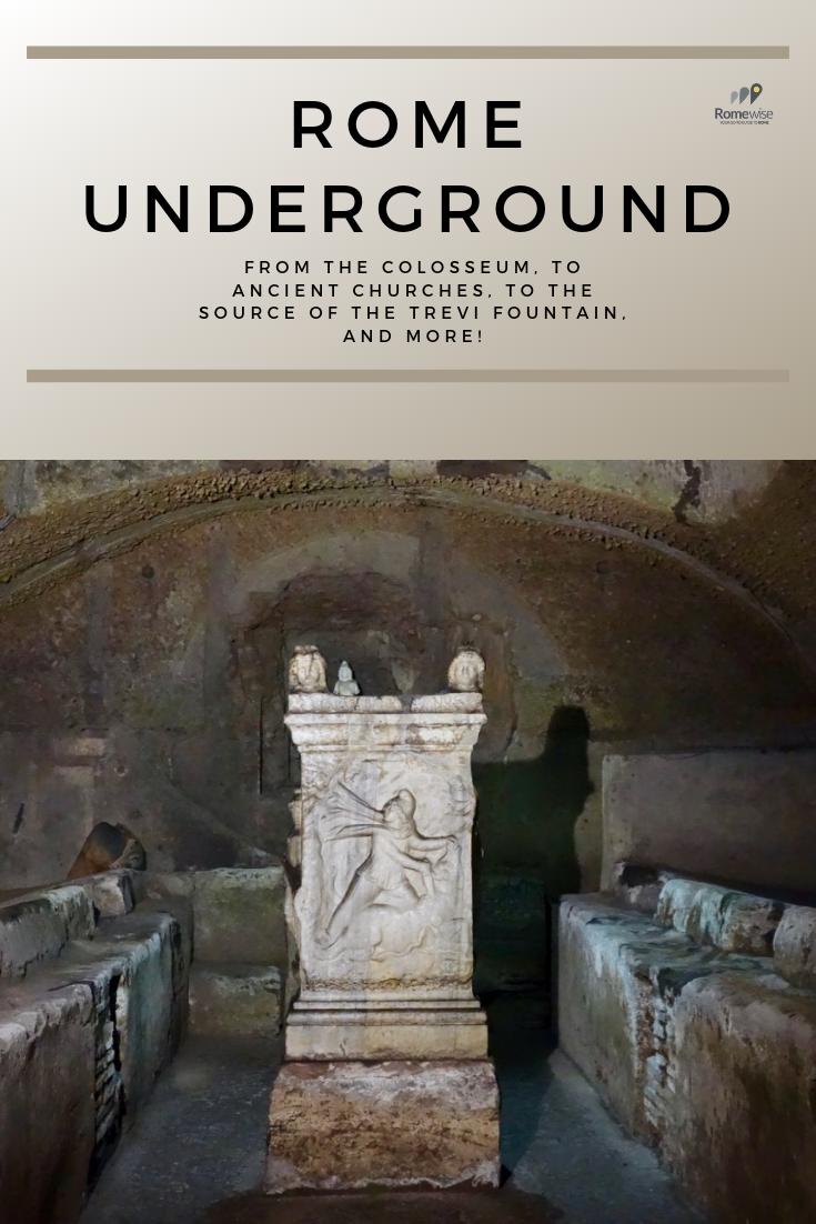 Rome Underground - The City Beneath the City