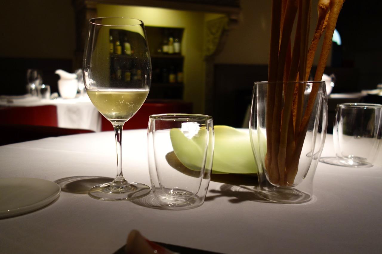 cozy dining room at pipero al rex