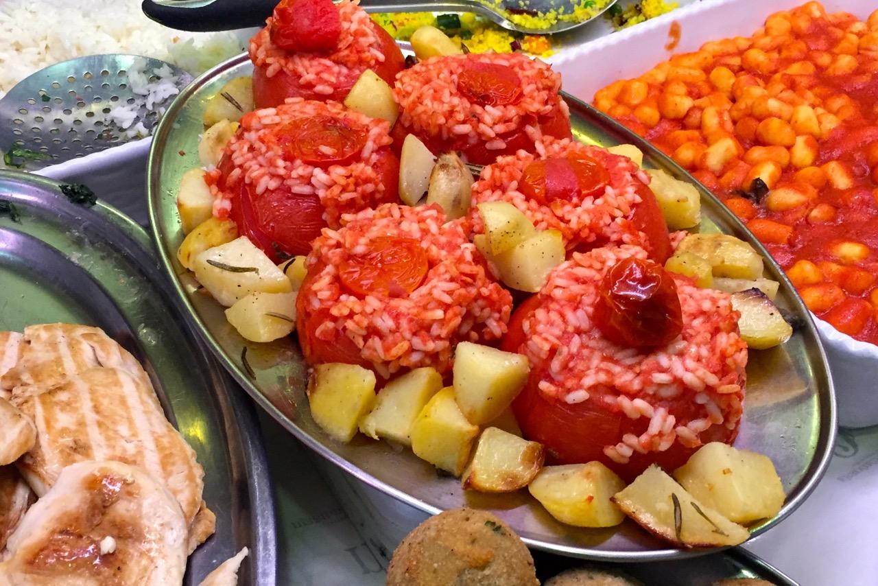 pomodoro al riso tavola calda