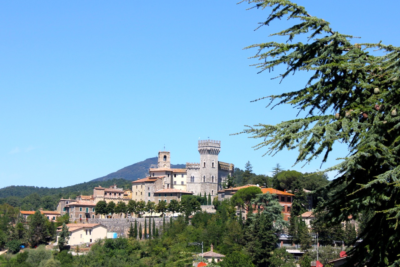 san casciano dei bagni, tuscany, 1.5 hrs from rome