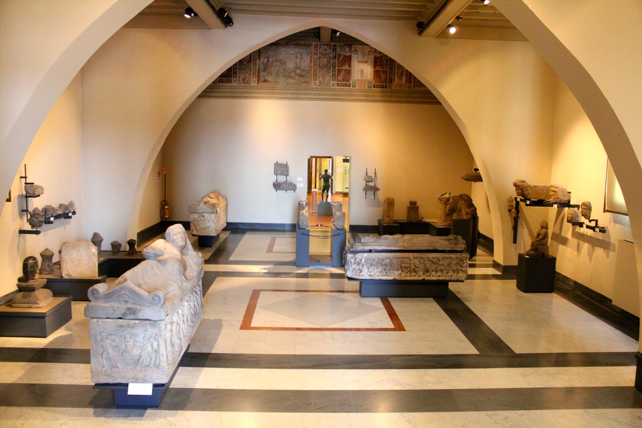 etruscan wing vatican museums