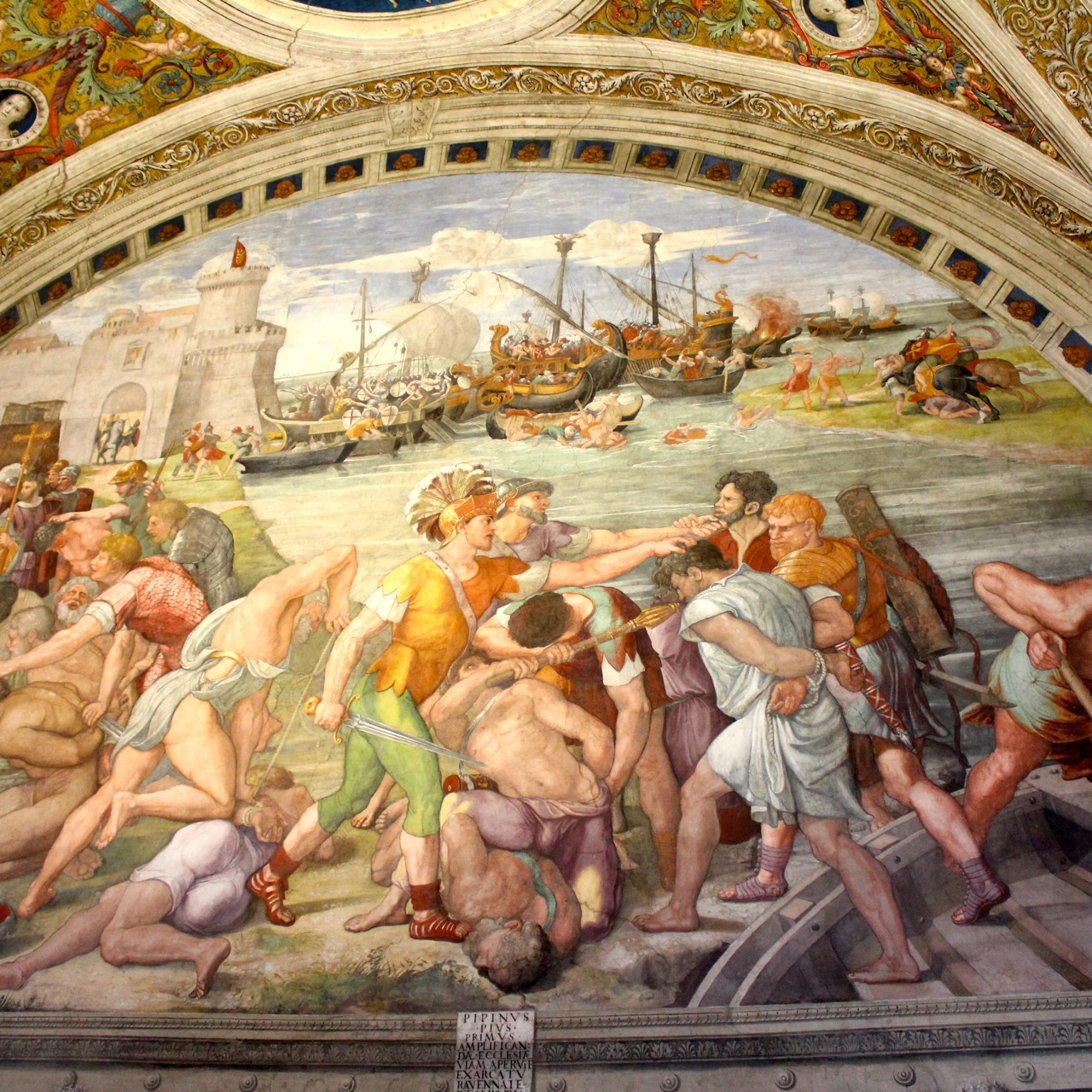 raphael painting in vatican museums