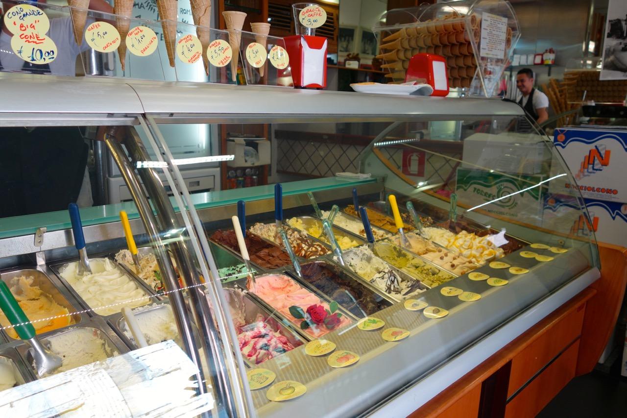 gelato flavors cremeria monteforte