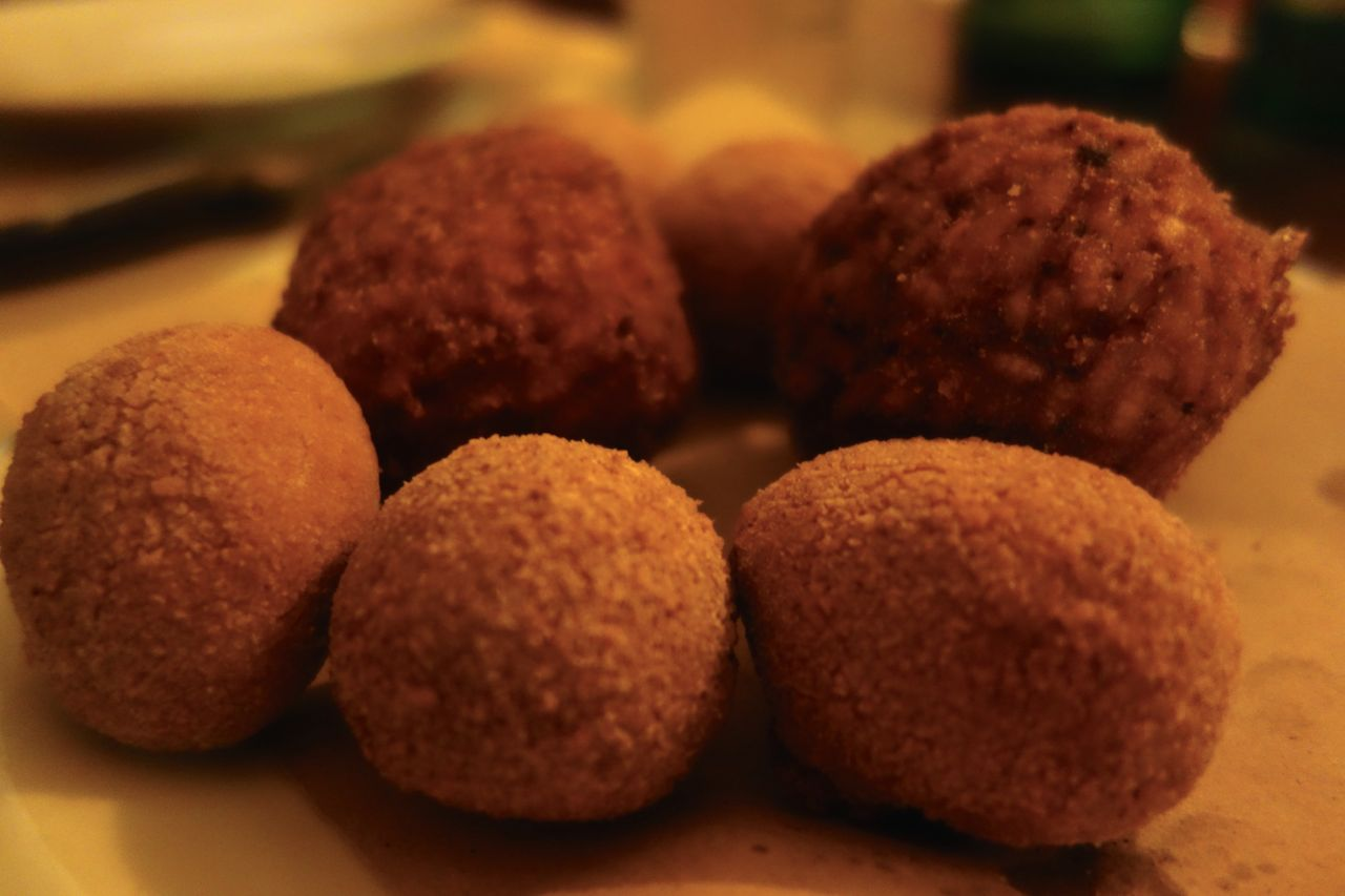 suppli and other fried apps alle carrette