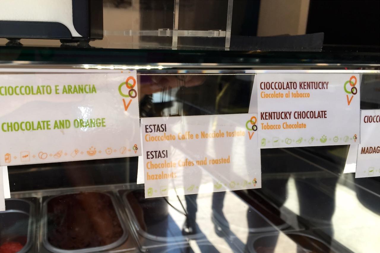 gelato flavors fatamorgana