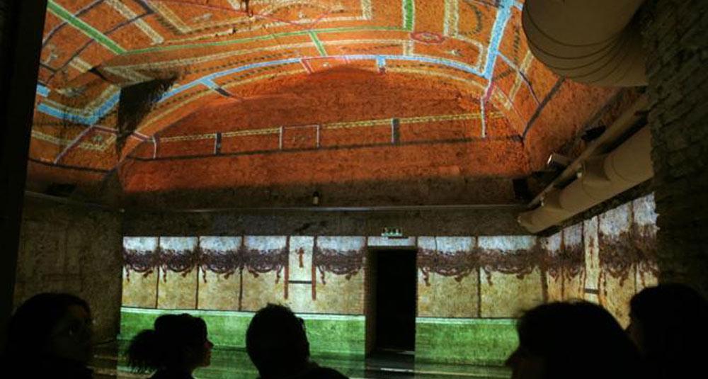 domus romana at palazzo valentini